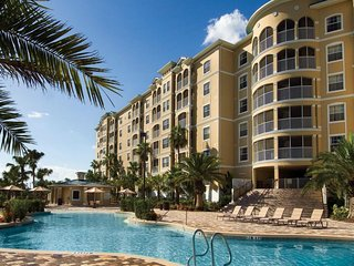 Disney - Mystic Dunes Resort & Golf Club 1 -- Large 2 BR -- 4 Pools --