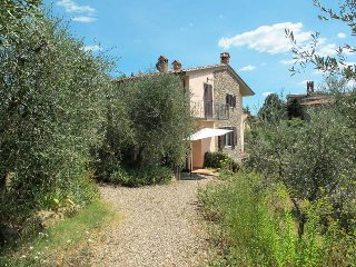 2 bedroom Villa in Gaiole in Chianti, Tuscany, Italy : ref 5473473