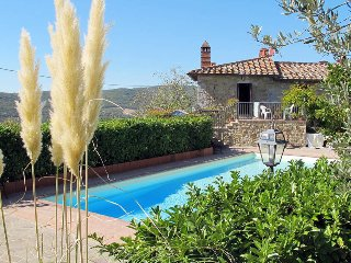 2 bedroom Villa in Gaiole in Chianti, Tuscany, Italy : ref 5473472