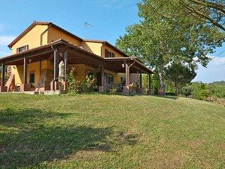 3 bedroom Villa in Palaia, Tuscany, Italy : ref 5447310