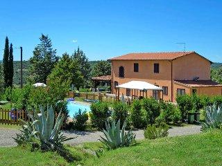 7 bedroom Villa in Stazione di Monte Antico, Tuscany, Italy : ref 5447024