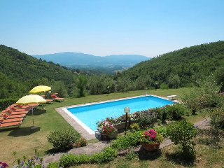 5 bedroom Villa in Vicchio, Tuscany, Italy : ref 5446918