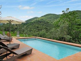 4 bedroom Villa in Strada in Chianti, Tuscany, Italy : ref 5446901