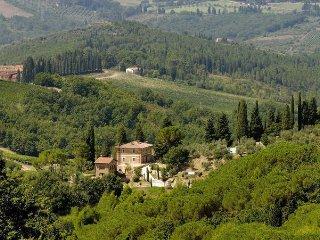 7 bedroom Villa in Bagno a Ripoli, Tuscany, Italy : ref 5446880