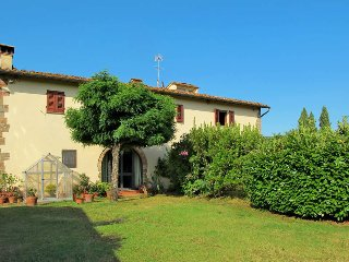 5 bedroom Villa in La Porta, Tuscany, Italy : ref 5446879