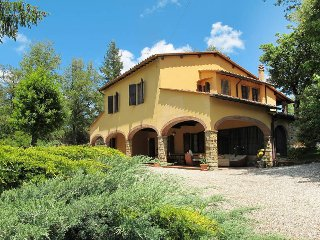 4 bedroom Villa in Radda in Chianti, Tuscany, Italy : ref 5446821