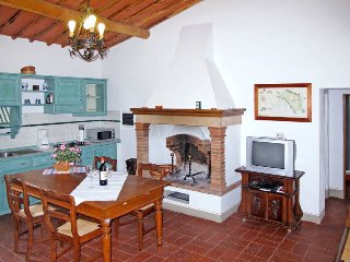 6 bedroom Villa in Panzano in Chianti, Tuscany, Italy : ref 5446820