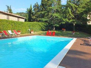 5 bedroom Apartment in Strada in Chianti, Tuscany, Italy : ref 5446746