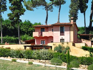 5 bedroom Villa in Gambassi Terme, Tuscany, Italy : ref 5446726