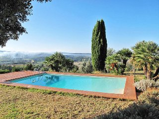 4 bedroom Villa in Riparbella, Tuscany, Italy : ref 5446523