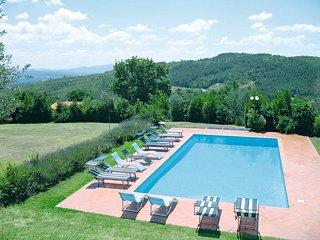 7 bedroom Villa in San Giustino Valdarno, Tuscany, Italy : ref 5446329