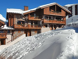 4 bedroom Villa in Courchevel 1650, Auvergne-Rhône-Alpes, France : ref 5445287