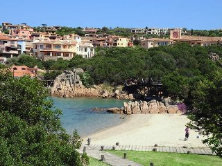 2 bedroom Apartment in Liscia di Vacca, Sardinia, Italy : ref 5444668