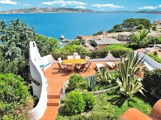 5 bedroom Villa in Porto Rafael, Sardinia, Italy : ref 5444636