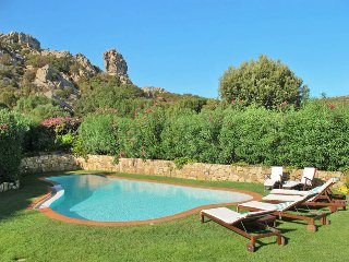5 bedroom Villa in Palau, Sardinia, Italy : ref 5444634