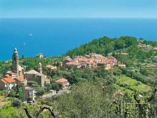 3 bedroom Villa in Poggi Inferiore Poggi Superiore, Liguria, Italy : ref 5444123