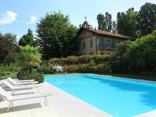5 bedroom Villa in Moncrivello, Piedmont, Italy : ref 5443217