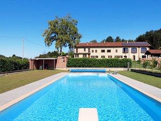 5 bedroom Villa in Cortazzone, Piedmont, Italy : ref 5443165