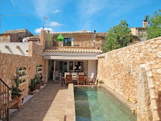 3 bedroom Villa in Santanyi, Balearic Islands, Spain : ref 5441297