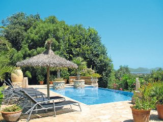 4 bedroom Villa in Pollença, Balearic Islands, Spain : ref 5441283