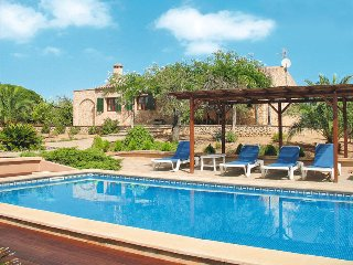 4 bedroom Villa in Portocristo, Balearic Islands, Spain : ref 5441270