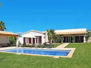 3 bedroom Villa in Cala Murada, Balearic Islands, Spain : ref 5441262