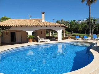 3 bedroom Villa in Cala Murada, Balearic Islands, Spain : ref 5441255