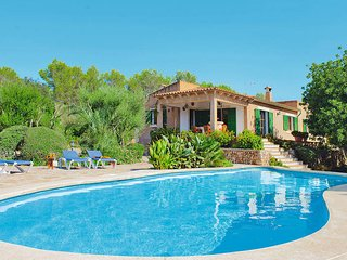 3 bedroom Villa in Felanitx, Balearic Islands, Spain - 5441190