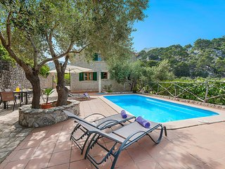 4 bedroom Villa in Caimari, Balearic Islands, Spain : ref 5441154