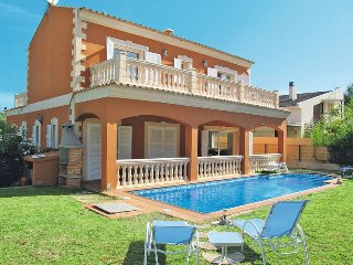 4 bedroom Villa in Alcudia, Balearic Islands, Spain : ref 5441119