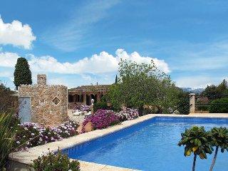 3 bedroom Villa in Algaida, Balearic Islands, Spain : ref 5441108