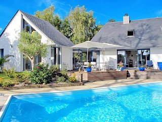 5 bedroom Villa in Mesquer, Pays de la Loire, France : ref 5440983