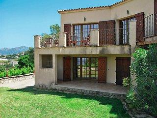 5 bedroom Villa in Propriano, Corsica, France : ref 5440074