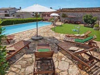 8 bedroom Villa in Jadruhi, Istarska Zupanija, Croatia : ref 5439152