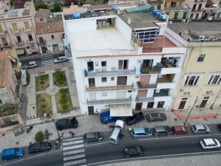 A 2 Passi - Sea side apartment in the center of Giardini Naxos