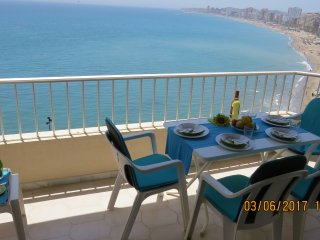 Ref: 257 - 2 Bed Beachfront Apartment 10th floor
