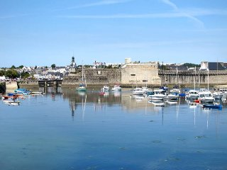 2 bedroom Apartment in Concarneau, Brittany, France - 5438053