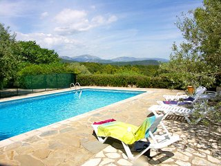 5 bedroom Villa in Tourrettes-sur-Loup, France - 5437149