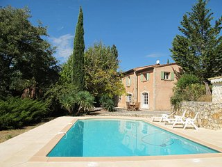 4 bedroom Villa in Fayence, Provence-Alpes-Côte d'Azur, France : ref 5437052