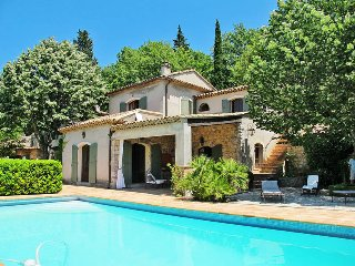 4 bedroom Villa in Rocbaron, Provence-Alpes-Cote d'Azur, France : ref 5437115