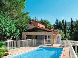 4 bedroom Villa in Seillans, Provence-Alpes-Cote d'Azur, France : ref 5437119