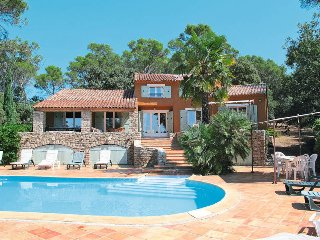 6 bedroom Villa in Entrecasteaux, Provence-Alpes-Cote d'Azur, France : ref 54370