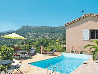 3 bedroom Villa in Vence, Provence-Alpes-Cote d'Azur, France : ref 5436187