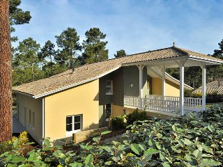 5 bedroom Villa in Lacanau-Ocean, Nouvelle-Aquitaine, France : ref 5434920