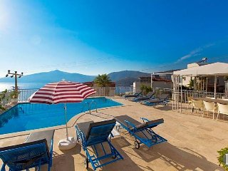 Kalkan Villa Sleeps 10 with Pool - 5433533
