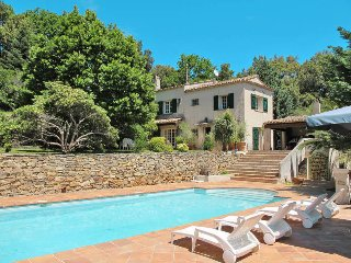 4 bedroom Villa in La Garde-Freinet, Provence-Alpes-Cote d'Azur, France : ref 54