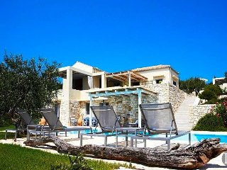 3 bedroom Villa in Loggos (Paxos), Ionian Islands, Greece : ref 5433440