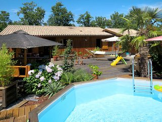 3 bedroom Villa in Le Porge, Nouvelle-Aquitaine, France : ref 5434922
