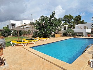 4 bedroom Villa in Cala Egos, Balearic Islands, Spain : ref 5433546
