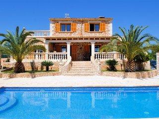 3 bedroom Villa in Calonge, Balearic Islands, Spain : ref 5433539